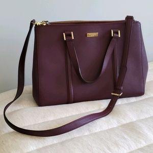 Kate Spade satchel and crossbody purse
